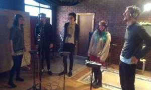 The 'Silhouette' Choir