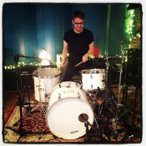 Thomas Camblin on Drums